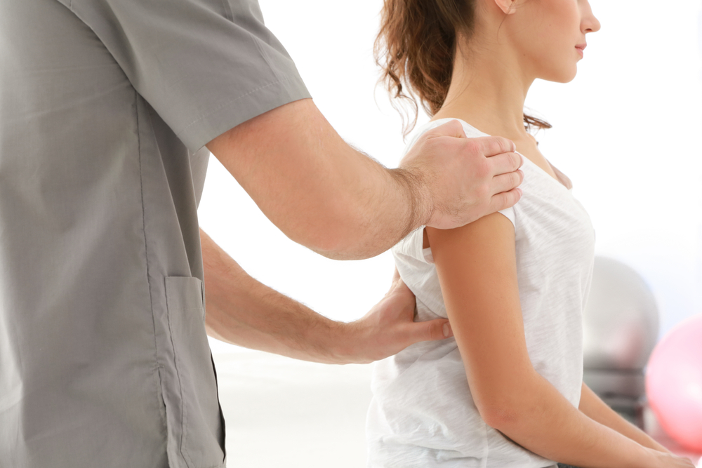 Shoulder Pain Treatment From Our Chiropractor